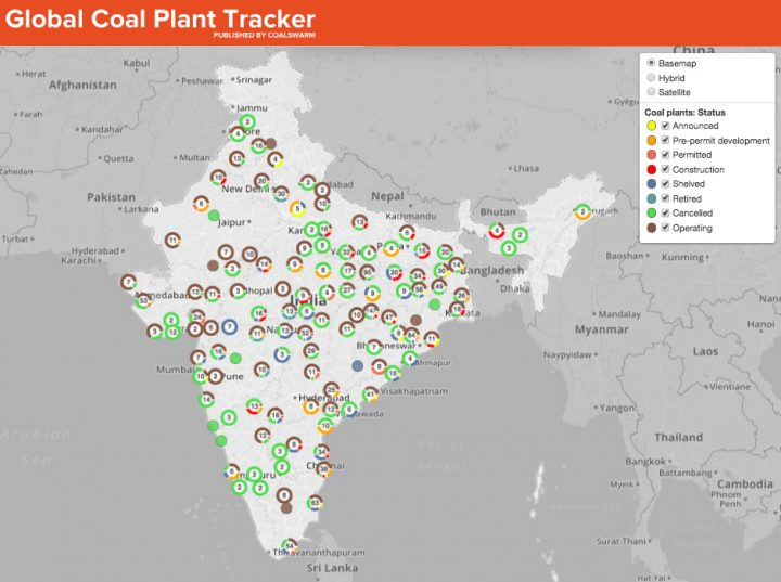 India's outsized coal plans - Valerie Jenness